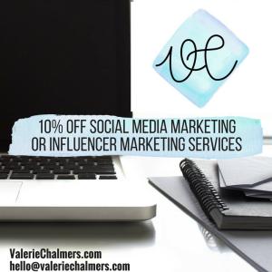 10% Off Social Media Marketingor Influencer Marketing Services-